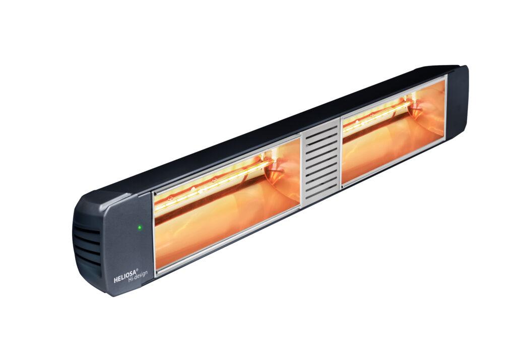 HELIOSA 88 – 3000 WATT IPX5 mit Fernbedienung